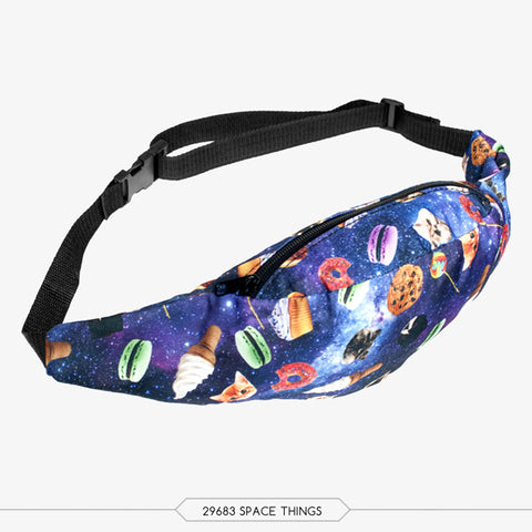 Space Munch Bum Bag - Festival Professional