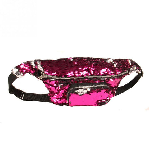 Sequin Bum Bag - Festival Professional
