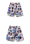 Virgin Mary Swim Shorts - Festival Professional