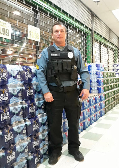 Private Security Officer's Are Switching to Body Armor Direct!