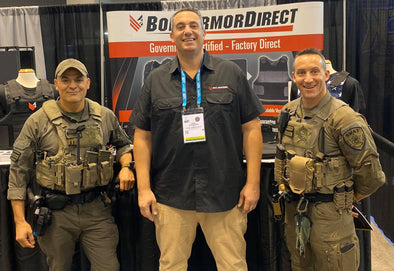 Our Booth At the IACP Show 2019
