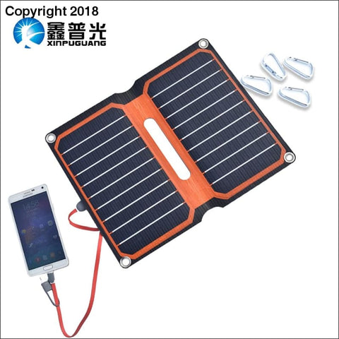 SolarCru Sunpower Solar Charger