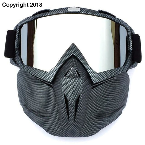 WINTER SPORT XTREME MASK - Snake
