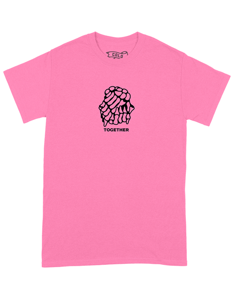 TOGETHER TEE PINK