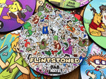 FLINTSTONED
