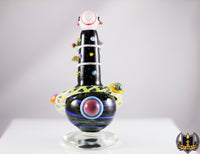 Galaxy Rocketship - Mini Rig
