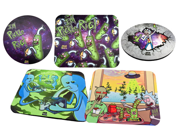 Rick and Morty 5 Pack - Trippy Rick Set