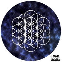 Sacred Galaxy Flower of Life