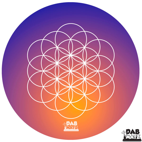 Royal Flower of Life