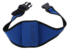 Lesmic Standard Series Adjustable Vertical Fitness / Aerobic Belt Pouches - Blue - Fitsonics.com - Online 1 stop of Fitness Instructor gadgets