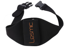 Lesmic Standard Series Adjustable Vertical Fitness / Aerobic Belt Pouches - Black