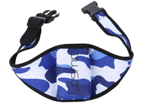 Lesmic Navy Series Adjustable Vertical Fitness / Aerobic Belt Pouches - Fitsonics.com - Online 1 stop of Fitness Instructor gadgets
