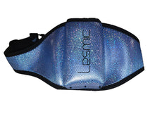 Lesmic Galaxy Series -Blue Adjustable Vertical Fitness / Aerobic Belt Pouches