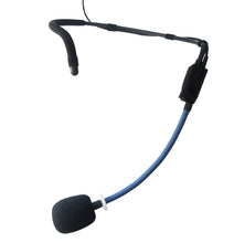 MyMic - COMMERCIAL - Heavy Use Bodypack Type Wireless Mic System w/ Gomic Fitness Water Resistant Headset - FSW-2000BG