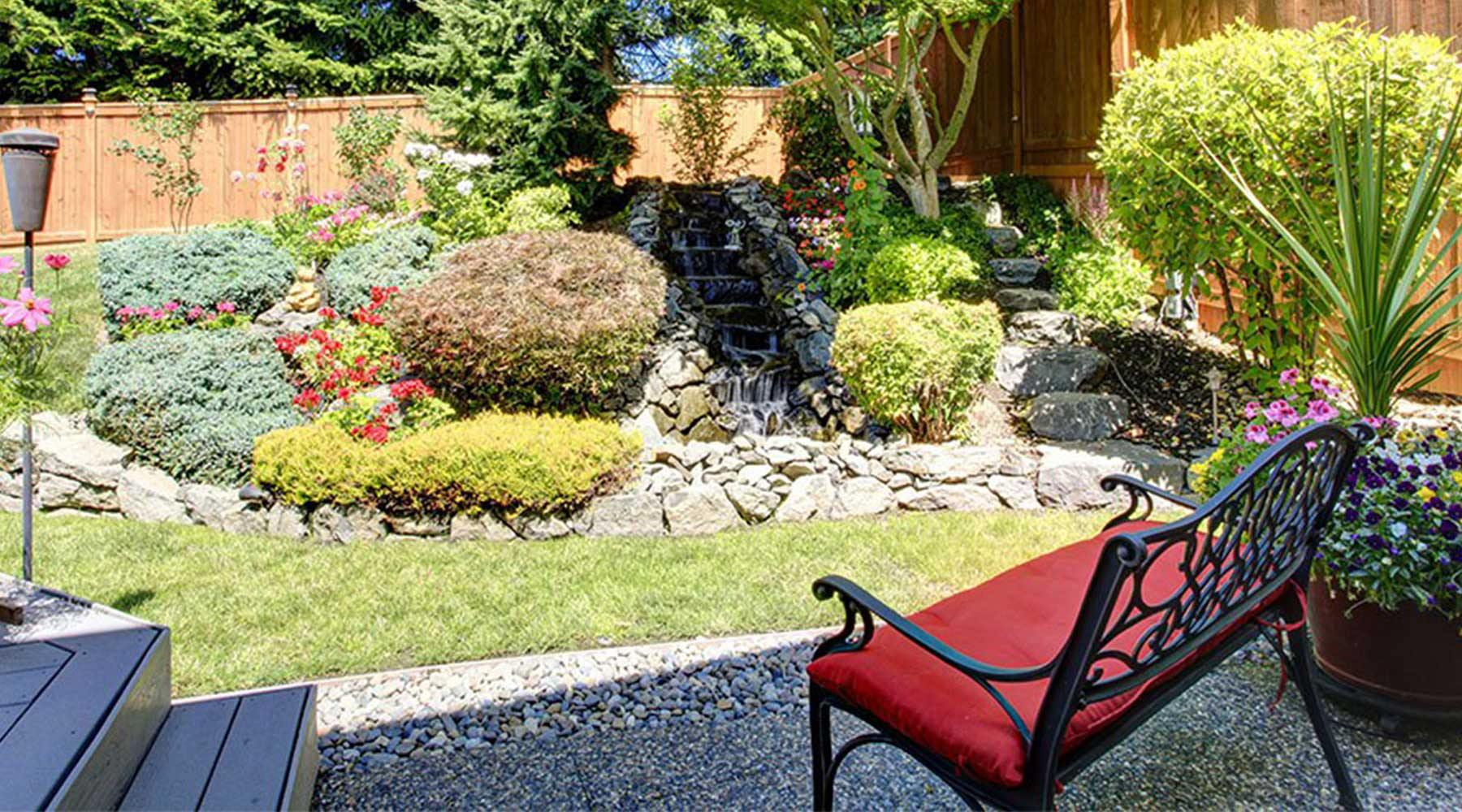How to Measure Outdoor Chairs, Loveseats, Benches - My Backyard Decor
