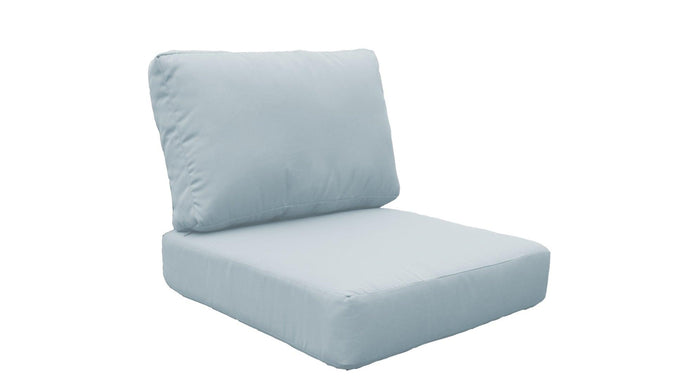 Replacement Outdoor Cushion Covers Only - TKC Chairs