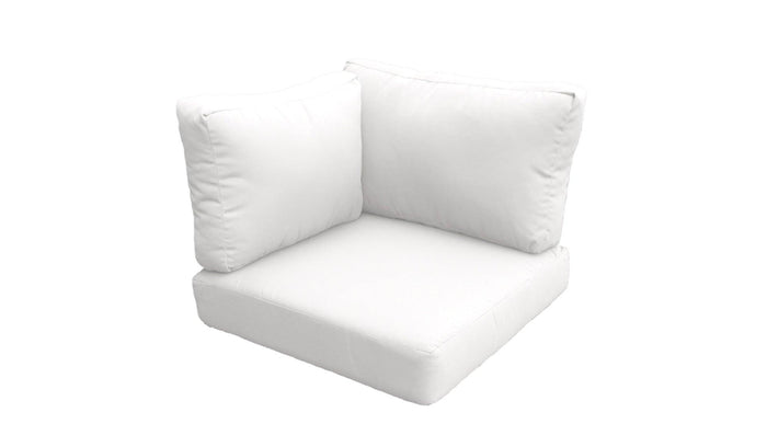 Replacement Outdoor Cushions - TKC Corners