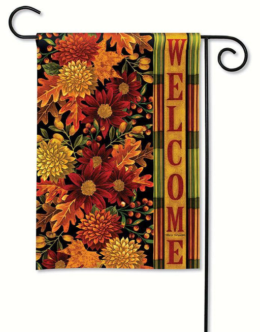 Garden Flags - Garden Flag - BreezeArt - Welcome Fall