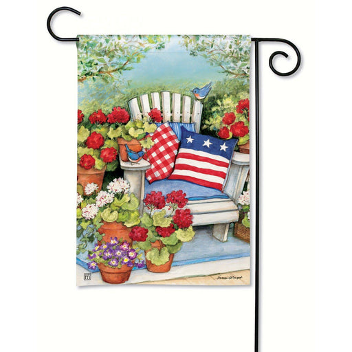 Garden Flags - Garden Flag - BreezeArt - Patriotic Pillows
