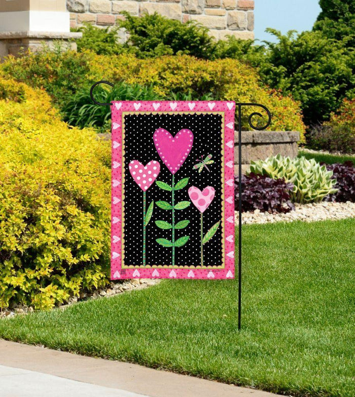 Garden Flags - Garden Flag - BreezeArt - Love Sprouts