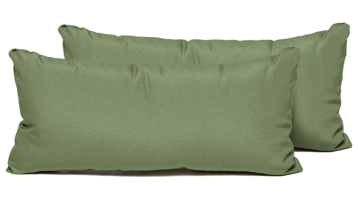 Outdoor Pillows - Outdoor Throw Pillows Set Of 2 – Polyester – Square Or Rectangle