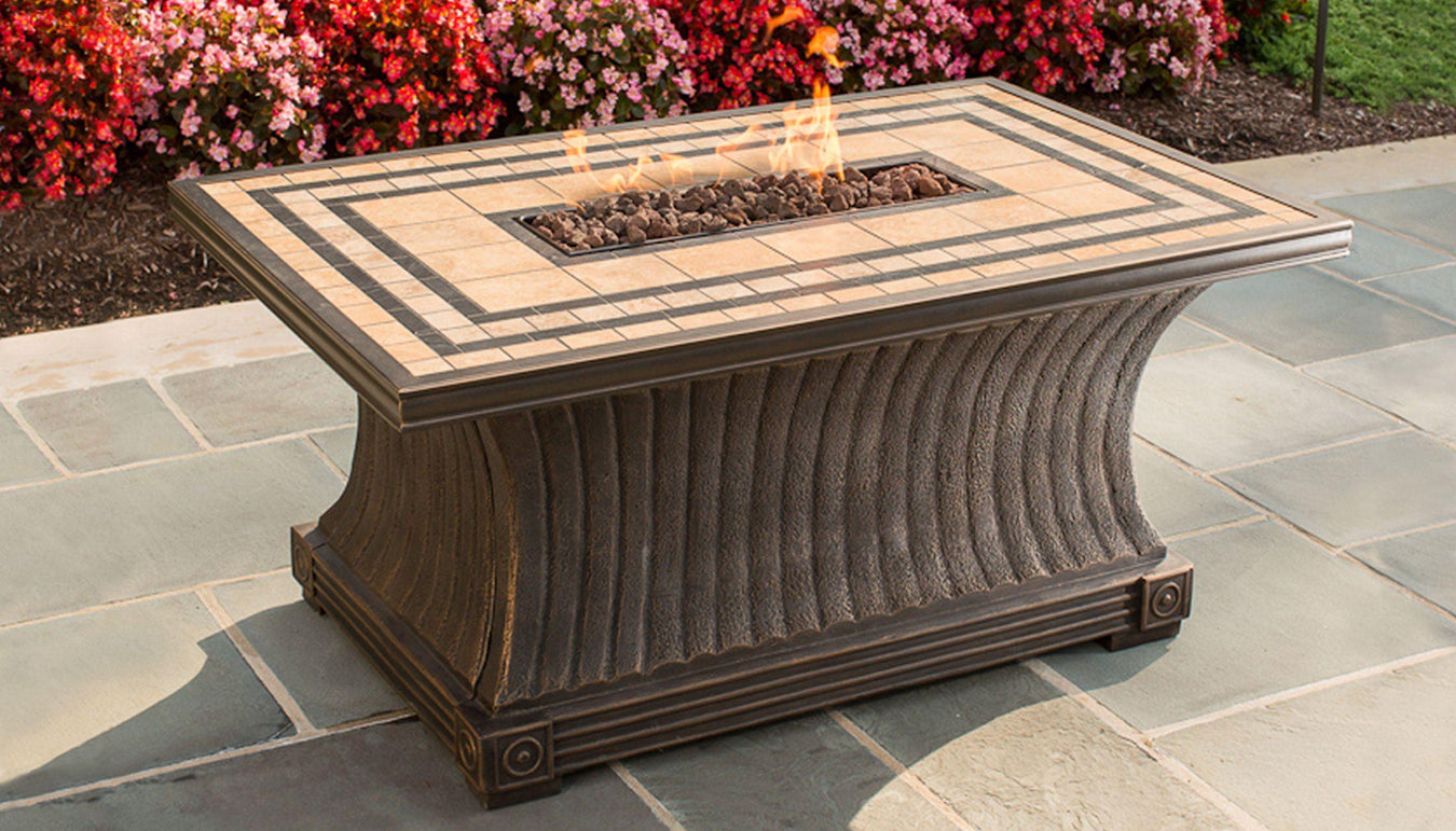 Fire Pits & Fire Pit Tables