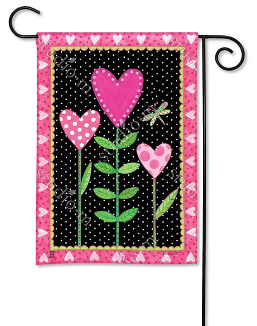 Garden Flags - Spring Holidays Garden Flags Set Of 4 Seasonal