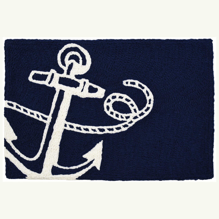 Outdoor Accent Rugs Nautical Theme