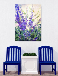 Outdoor Canvas Art 40x30 or 30x40