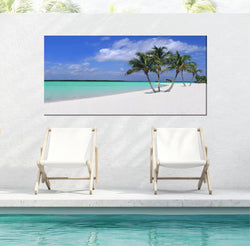 Outdoor Canvas Art 48x24 or 24x48
