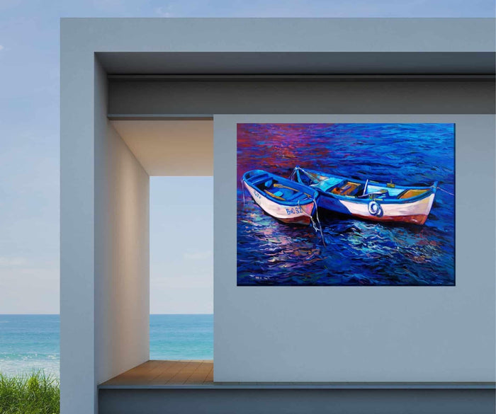 Outdoor Canvas Art 40x30 Tethered
