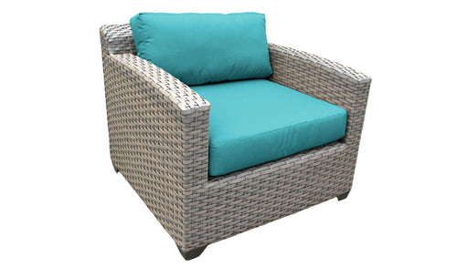 Patio Furniture - TKC Outdoor Wicker Patio Furniture – Club Chair – Florence