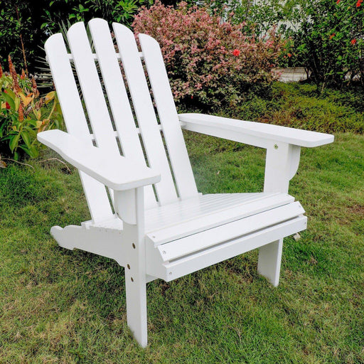 Adirondack Chair - Classic Adirondack Chair - Acacia Hardwood - Royal Fiji