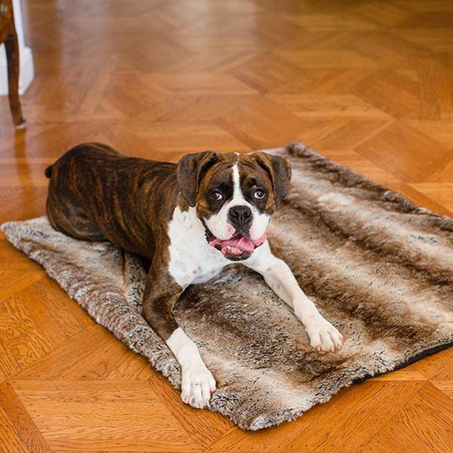 Throws - Faux Fur Pet Blanket Waterproof Windproof Backing