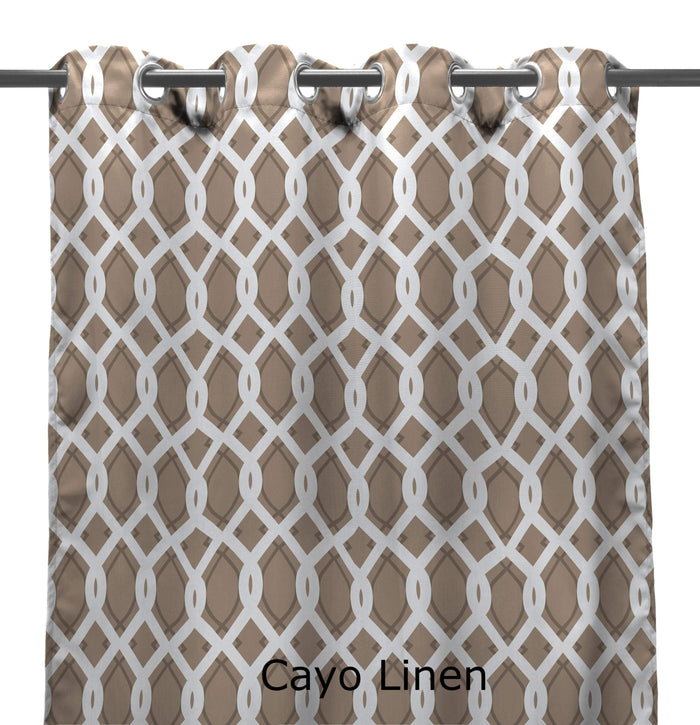 Outdoor Curtains - Outdoor Curtains 54x84