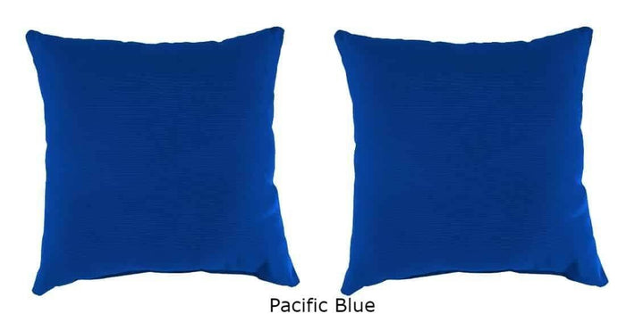 Outdoor Pillows - Outdoor Toss Pillows Set Of 2 – Sunbrella®