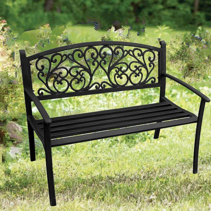 Park Bench - Park Bench - Scroll