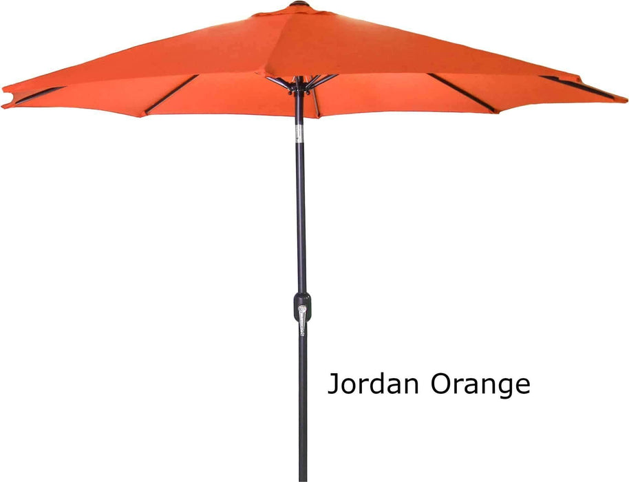 Umbrella - Umbrella Steel 9 Feet Crank & Tilt