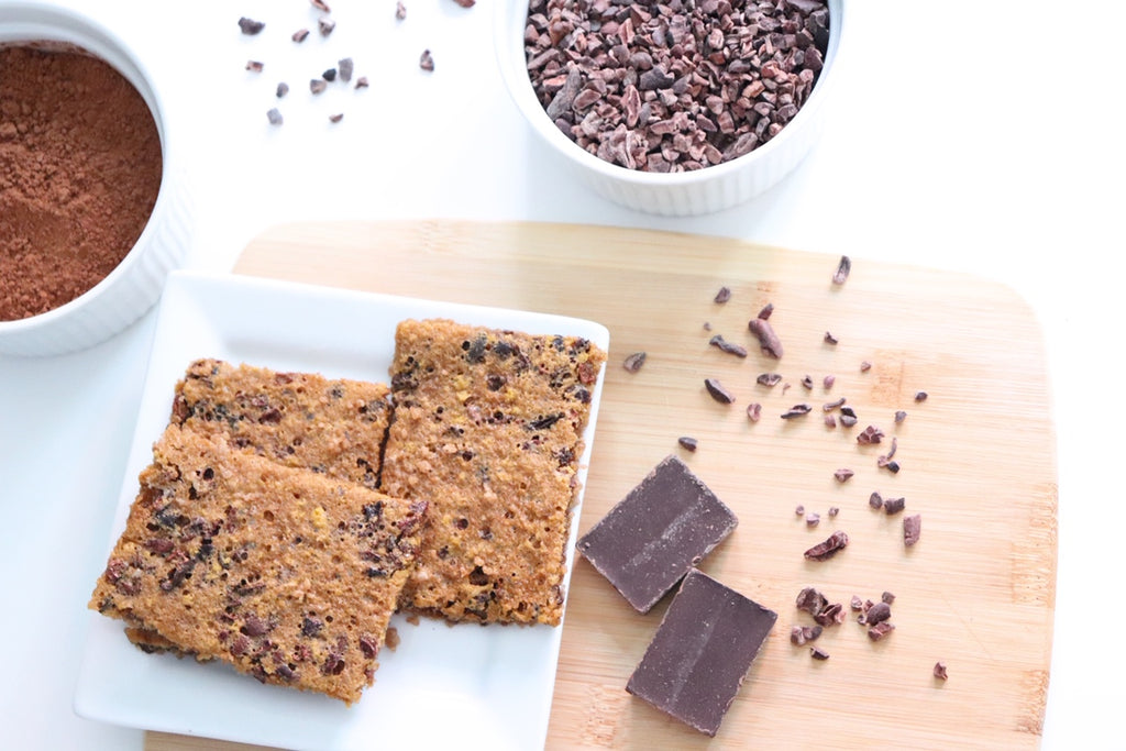 Gluten Free - Allergy Friendly Oatmeal Bars