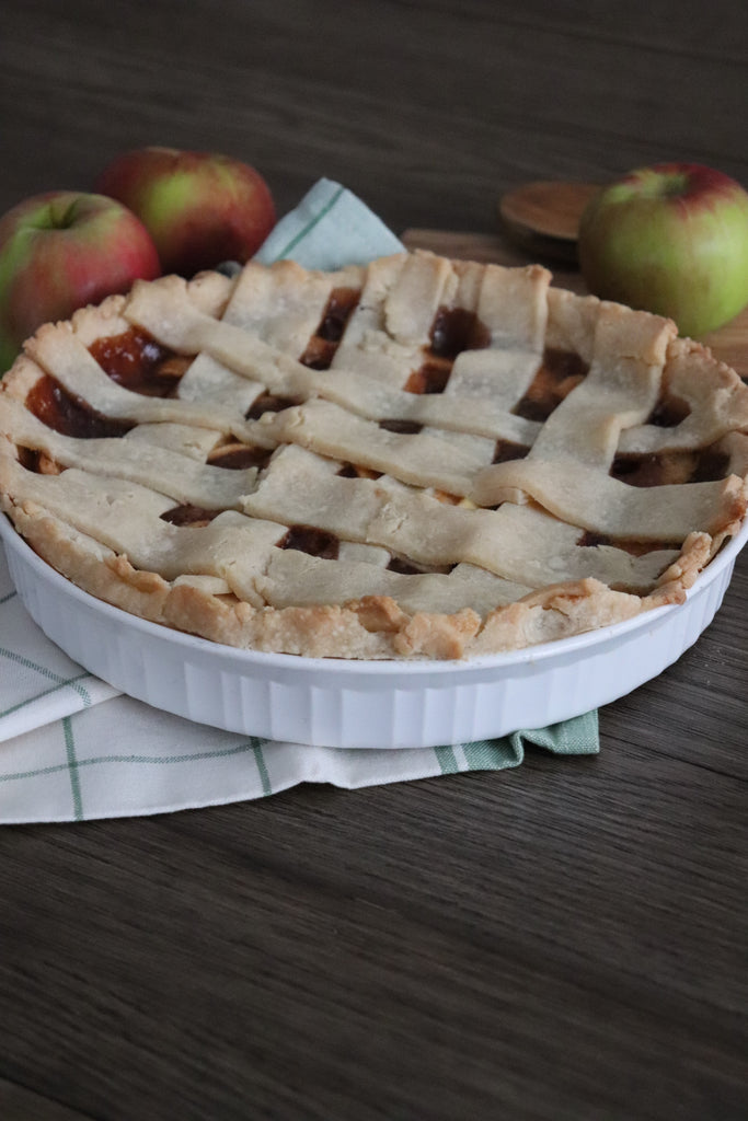 Easy Gluten Free Apple Pie