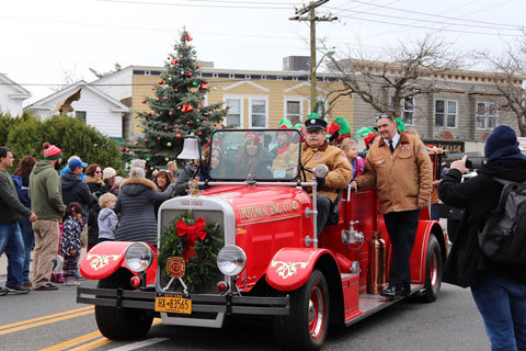 holiday parade sayville