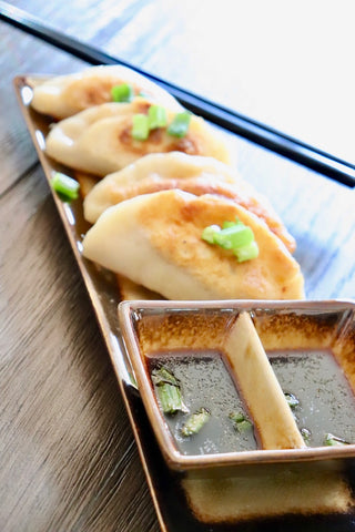 potstickers dumplings