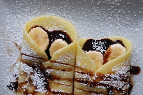 gluten free dairy free crepes