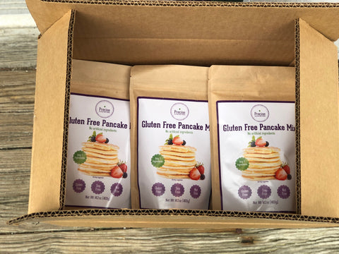 sayville food pantry donations allergy friendly gluten free precise