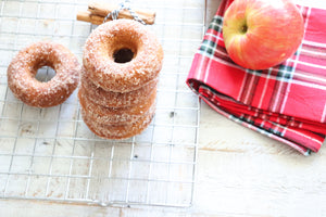 apple cider donuts recipe gluten free allergy friendly