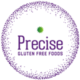 Precise Gluten free Foods logo capability statement