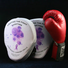 Pancreatic Cancer Punching Pad Sock