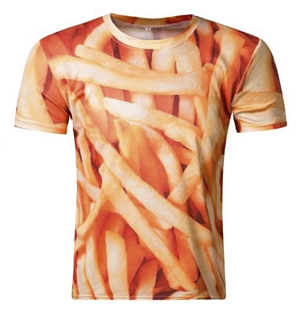 Fries Compression Short Sleeve