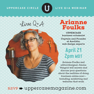 Q+A with Arianne Foulks