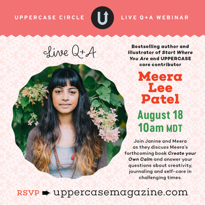 Q+A with Meera Lee Patel REPLAY